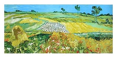 Vincent van Gogh Auvers aur oise