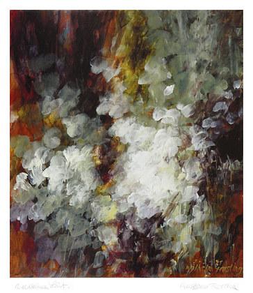 Wilhelm Frosting Waldblumen Licht (klein)