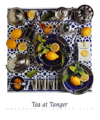 Andrea Tilk Tea at Tanger