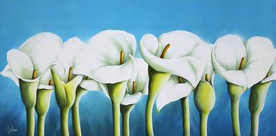 Alicia Sloan Turquoise Callas