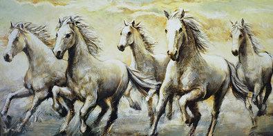 Ralph Steele Wild Horses