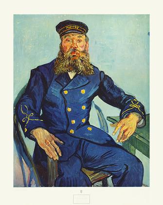 Vincent van Gogh Der Brieftraeger Roulin, 1888