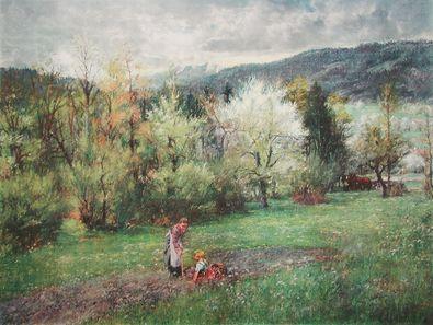 Johann Sperl Oberbayrische Landschaft