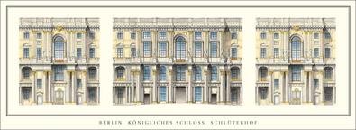 Andreas Schlueter Berlin, Koenigliches Schloss, Schlueterhof