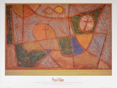 Paul Klee Die Beiden