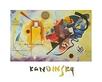 Wassily Kandinsky Gelb, Rot, Blau