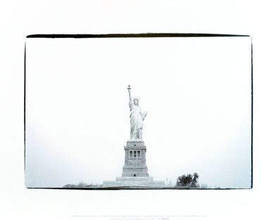Andy Warhol Statue of Liberty 1982