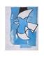 Braque georges l oiseau bleu et gris medium