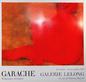 Claude Garache Peintures récentes