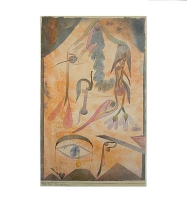 Paul Klee Trauerblume