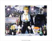 Manet edouard a bar at the folies bergere 36x28cm medium