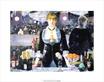 Manet edouard a bar at the folies bergere 36x28cm medium