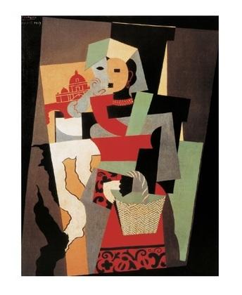 Pablo Picasso Der Italiener