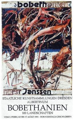 Horst Janssen Bobethanien