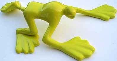 Rosalie Flossi Gross I  Gelb