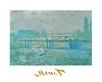 Claude Monet Charing Cross Bridge
