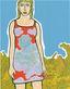 Goetze moritz rococo kleid 2005 medium