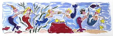 Sally Huss Mermaids