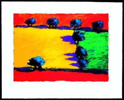 Paul Powis Four Fields (2000)