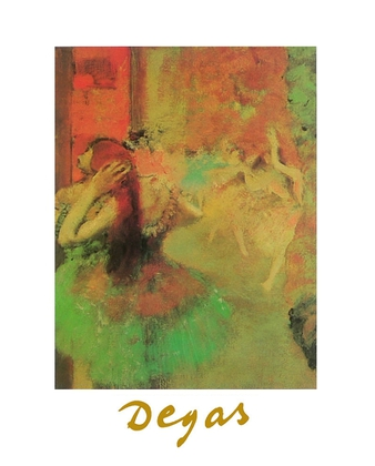 Edgar Degas Ballett
