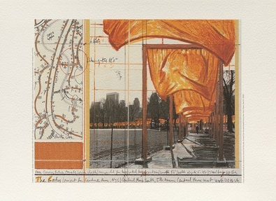 Christo The Gates XV