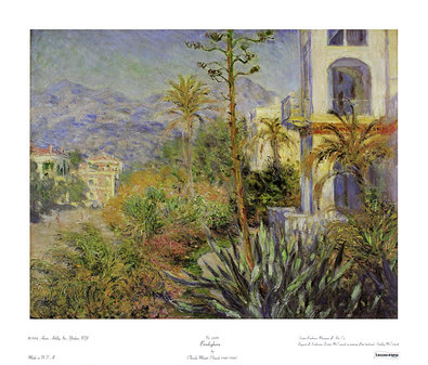 Claude Monet Bordighera