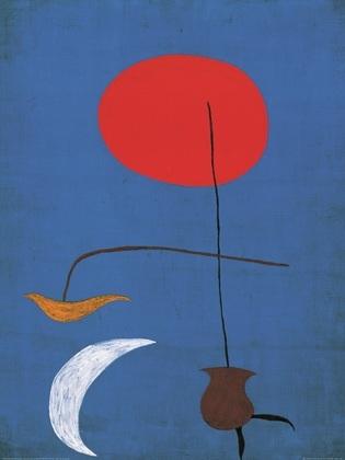 Joan Miro Entwurf fuer eine Tapisserie
