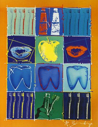 Ralf Bohnenkamp Not only for Dentists (Orange)