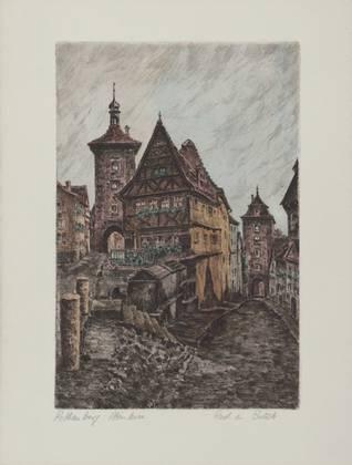 Zwicker Rothenburg, Roedertor
