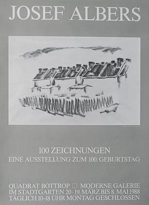 Josef Albers Arbeiterhaeuser