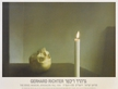 Richter gerhard the israel museum jerusalem skull with candle medium