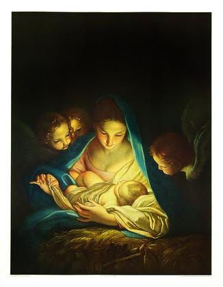 Carlo Maratta Die heilige Nacht (klein)