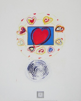 Terry Frost Heart and Spiral