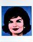 Warhol andy jackie 1964 on blue l