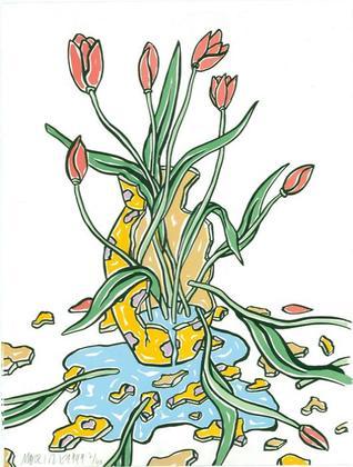 Moritz Goetze Zerbrochene Vase,1999