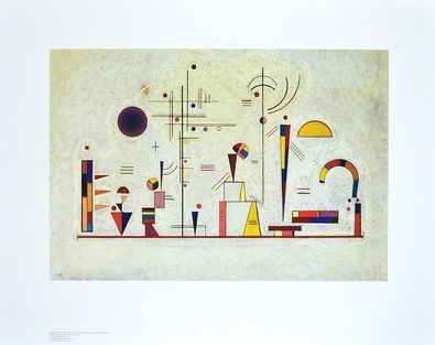Wassily Kandinsky Ernst und Spass