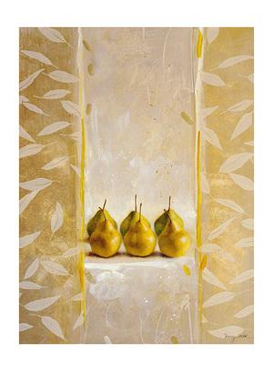 Sherry Loehr Leaves & Pears