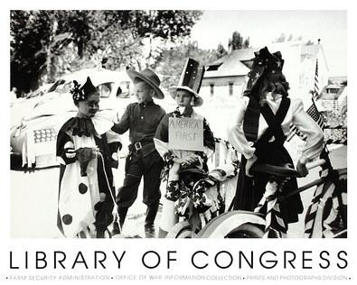 Nicht bekannt USA - Library of Congress