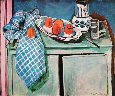 Henri Matisse Der Kredenztisch