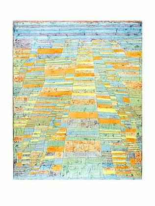 Paul Klee Hauptweg und Nebenwege