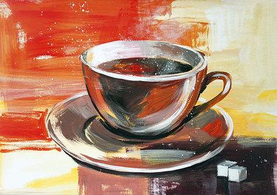 Olga Kaesling-Koschkina Coffee Cup II