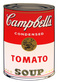 Warhol andy campbells soup tomato medium