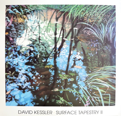 David Kessler Surface Tapestry II