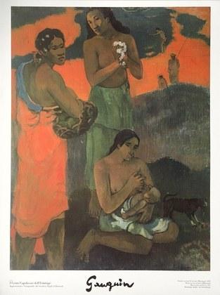 Paul Gauguin Maternita