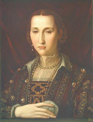 Agnolo Bronzino Eleonora von Toledo