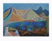 Werner Gilles Landschaft