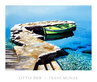 Frane Mlinar 2er Set 'Little Pier' + 'Peaceful Morning'