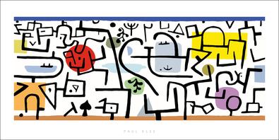 Paul Klee Port florissant, 1938
