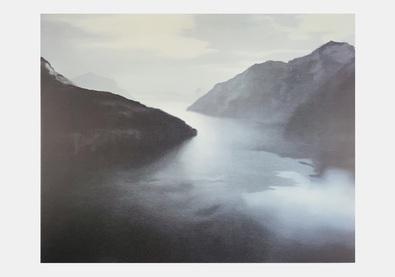 Gerhard Richter Vierwaldstaetter See, 1969