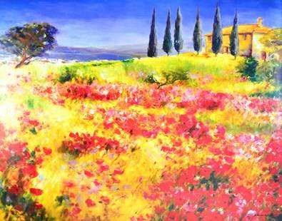 Christian Sommer Fruehling auf Mallorca
